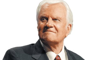 Billy Graham 26 May 2018