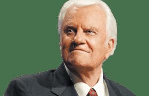 Billy Graham 25 May 2018