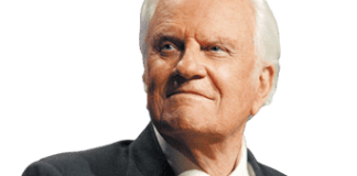 Billy Graham 21 March 2018 Daily Devotional