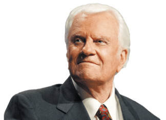 Billy Graham 17th July 2018 Daily Devotional
