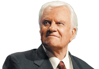 Billy Graham 16 December 2018 Daily Devotional