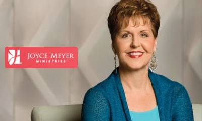 Joyce Meyer Devotional 24 May 2019