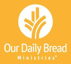 Our Daily Bread 17 March 2019 Devotional