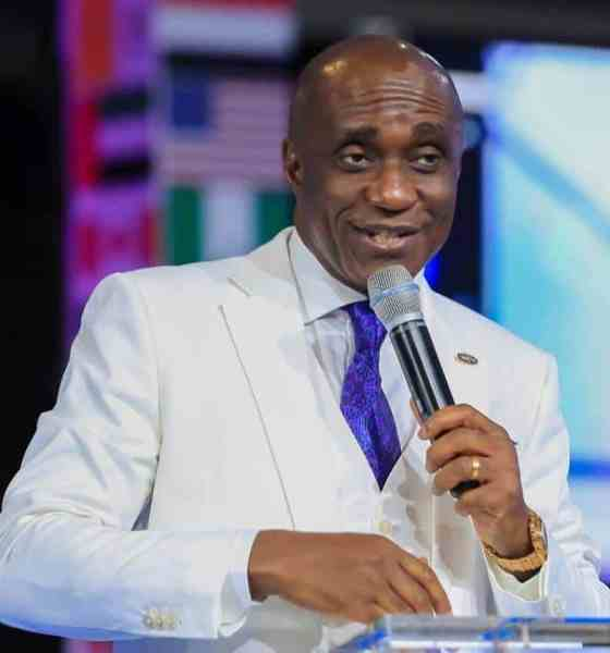 Salvation Ministries: Misplaced Priority by Pastor David Ibiyeomie
