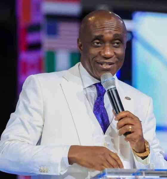 Power of Sanctification - Pastor David Ibiyeomie