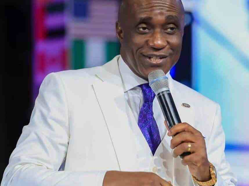 Salvation Ministries Live Service with David Ibiyeomie