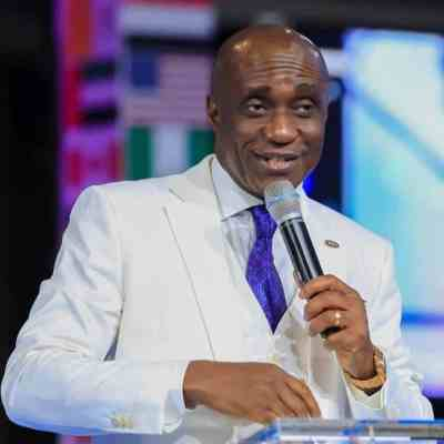 Salvation Ministries 14 February 2021 Sunday Service with Pastor David Ibiyeomie