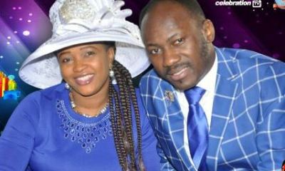 Easter Live Sunday Service with Apostle Johnson Suleman