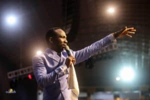 Blessing for the Top by Dr Paul Enenche