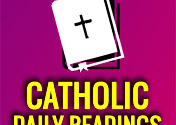 Catholic Daily Mass Reading 22 September 2021