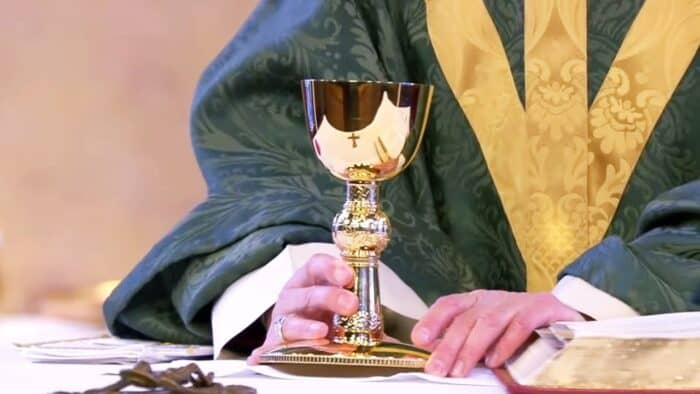Catholic Mass Today 5th April 2021 Daily Mass Online