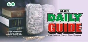 Scripture Union Daily Guide 15 September 2021