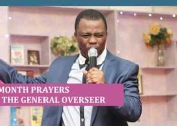 MFM September 2021 New Month Prayers By Dr D.K Olukoya