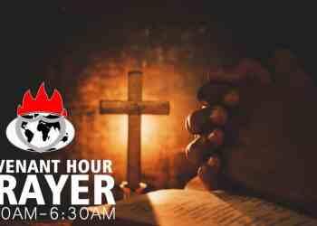 Winners Chapel Live Service 30 June 2021 Covenant Hour of Prayer