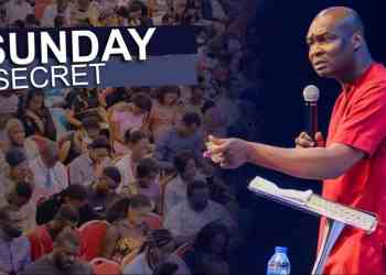 Apostle Joshua Selman Sunday 25th July 2021 Live