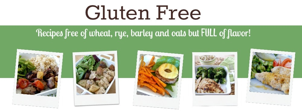 gluten free with pics