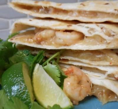 Shrimp Quesadillas Your Family Will Love