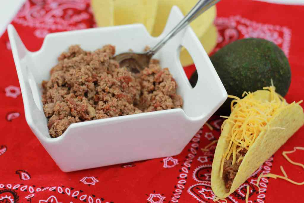 Slow Cooker Taco Meat?!?!? What?? Yes! That is what is!! | 5dinners1hour.com