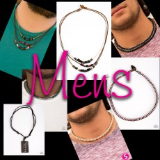 Men's-Urban (unisex) Necklaces