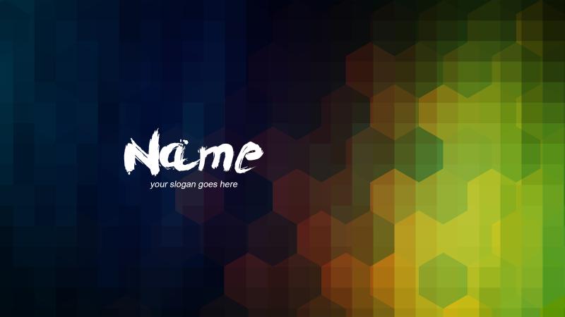 Pixagon Banner