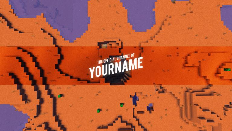 Minecrafter V5 Banner