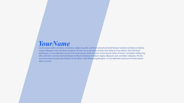 Paragraph Banner