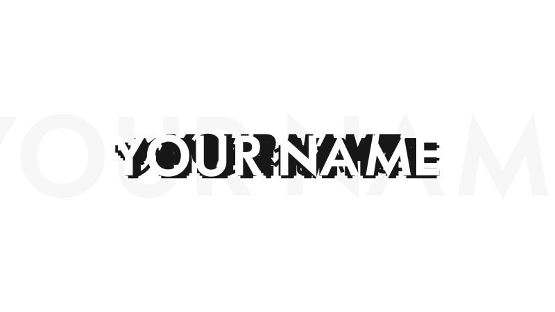 Named Banner