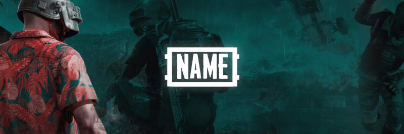 PUBG Twitter Cover