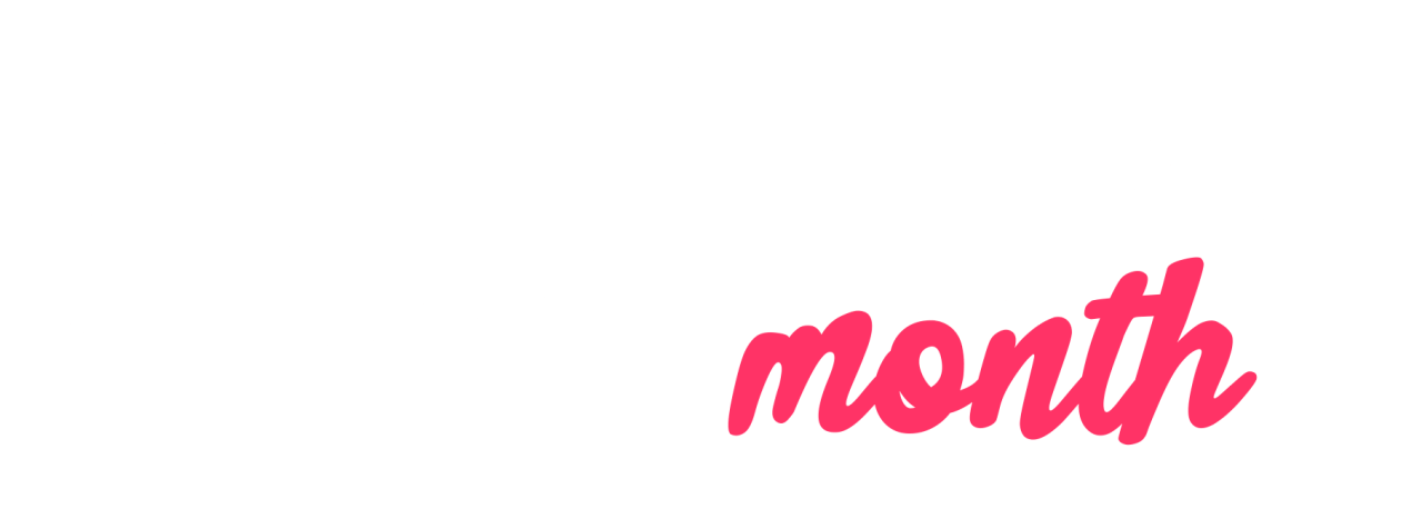 Country Month Logo