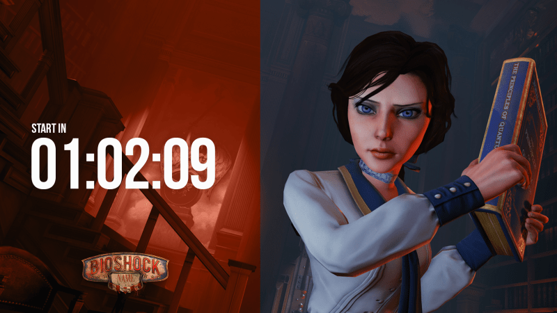 Bioshock Infinite Countdown