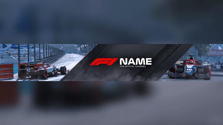 F1 2019 Banner