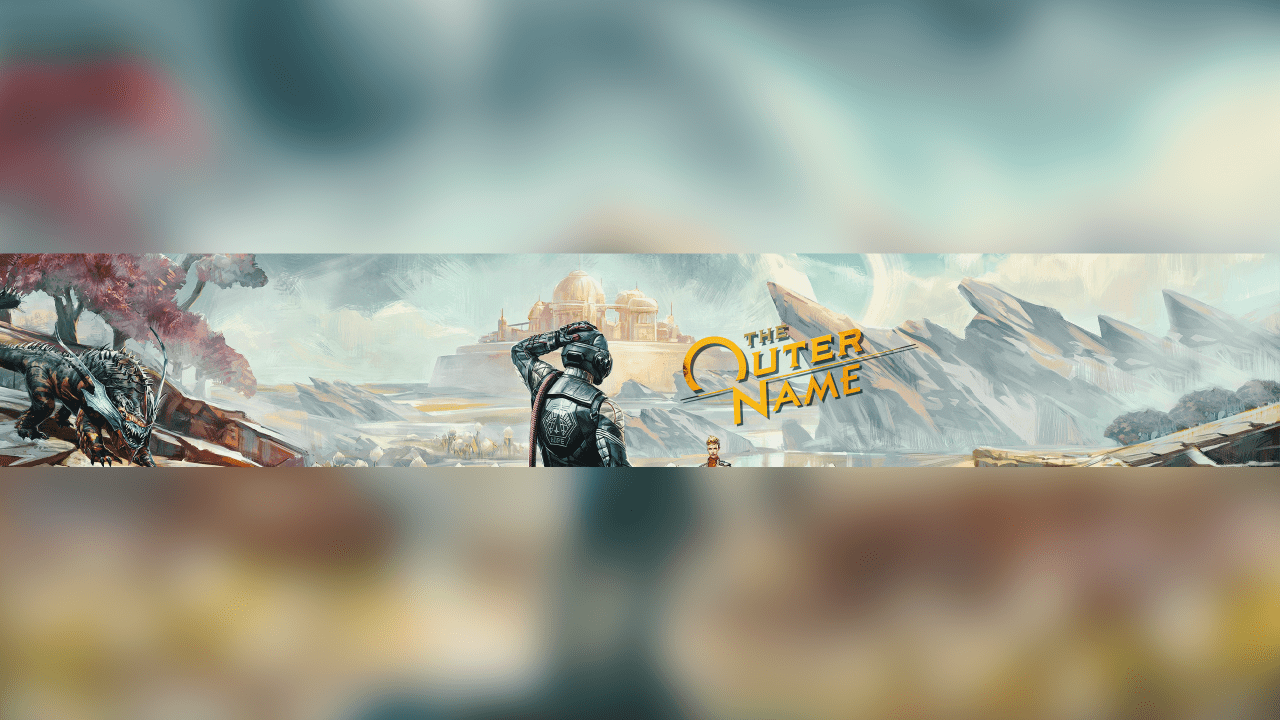 Outer Worlds Banner