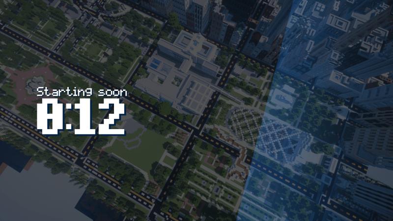Minecraft Live Countdown