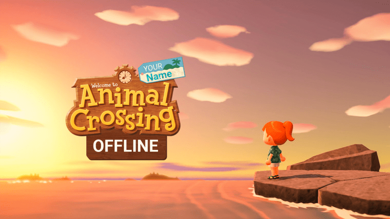 Animal Crossing Offline