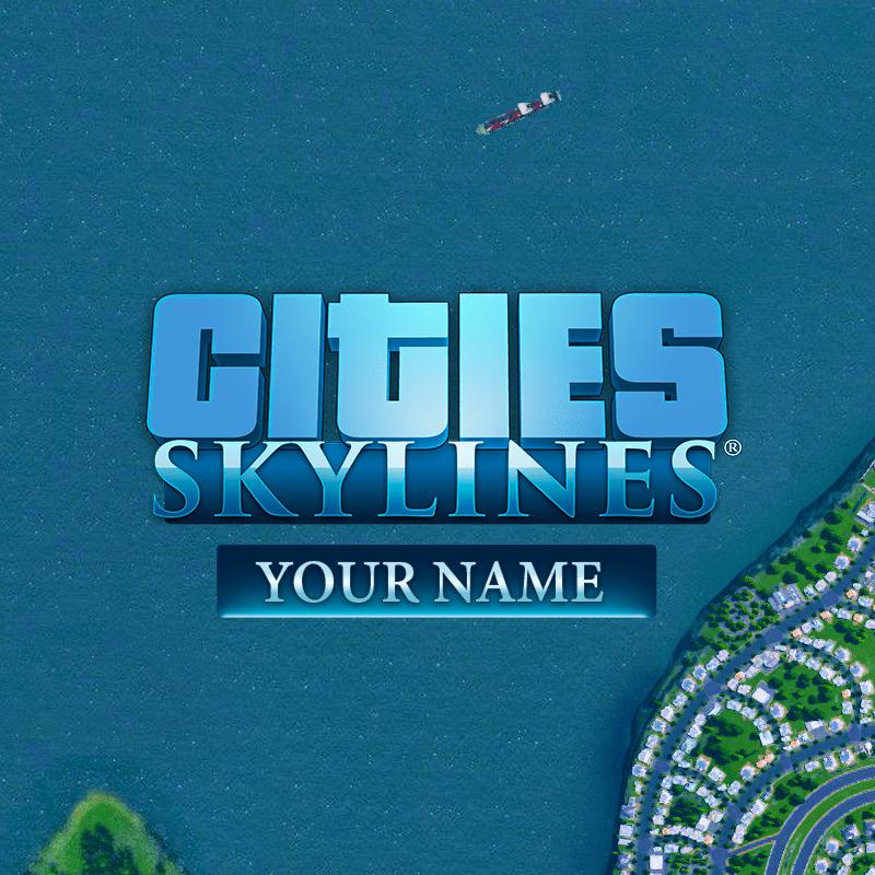 Cities Skylines Avatar