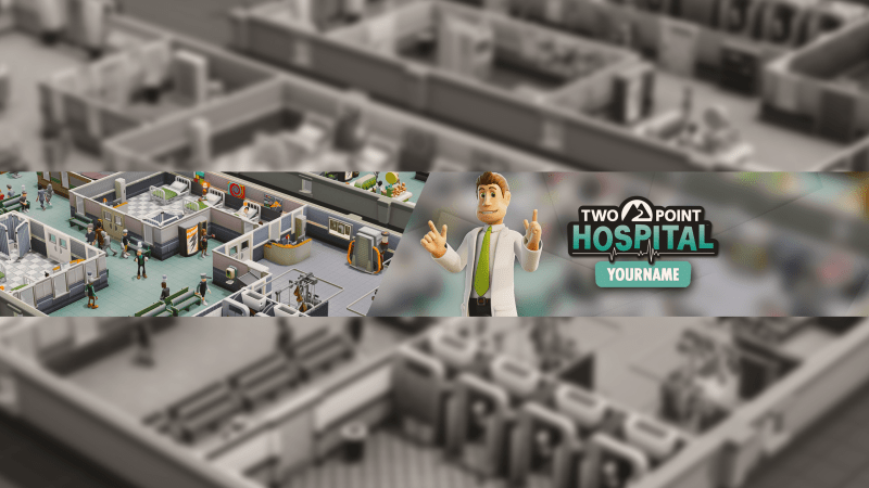 Two Point Hospital Banner