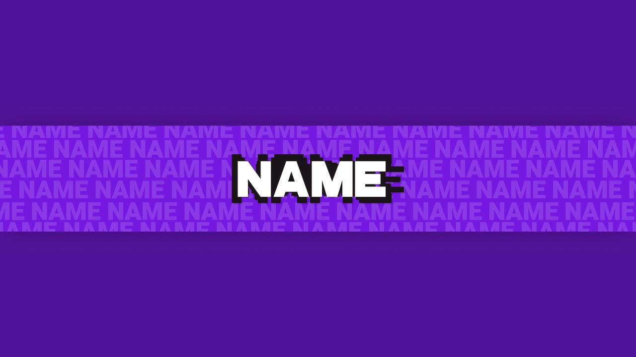 Bold Banner