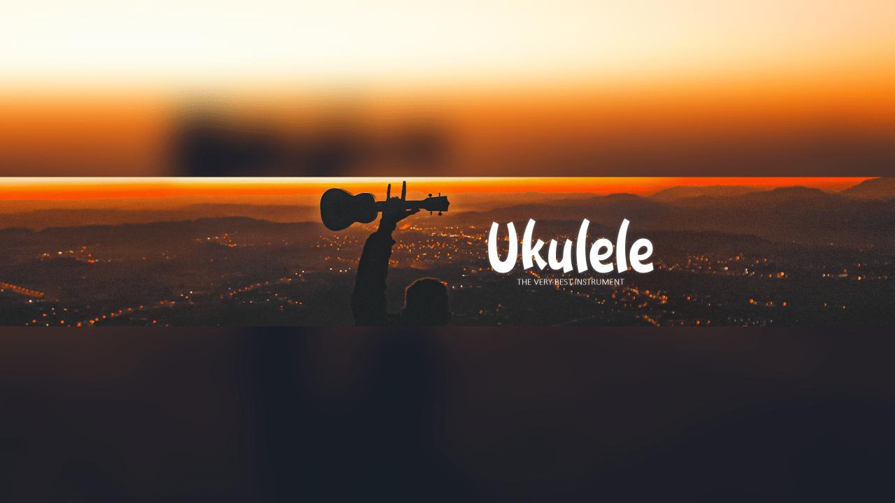 Ukulele Banner