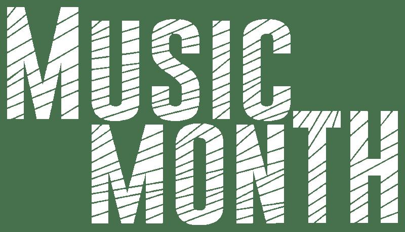 Music Month Logo