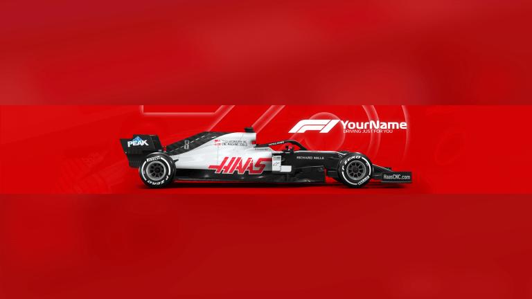 F1 2020 Banner