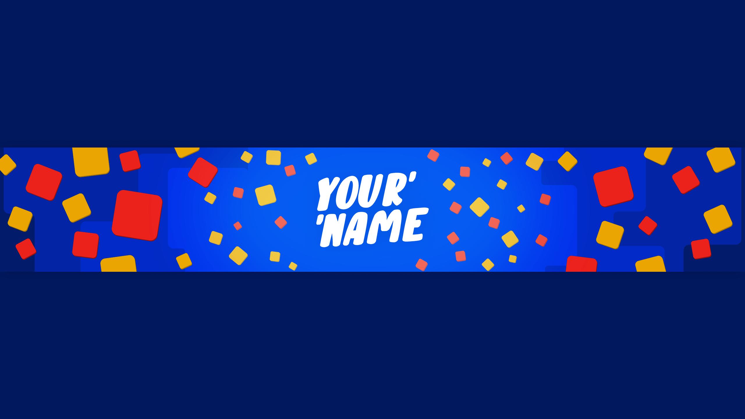 Cubic Banner