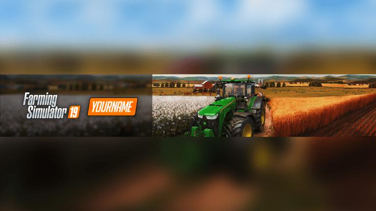 Farming Banner