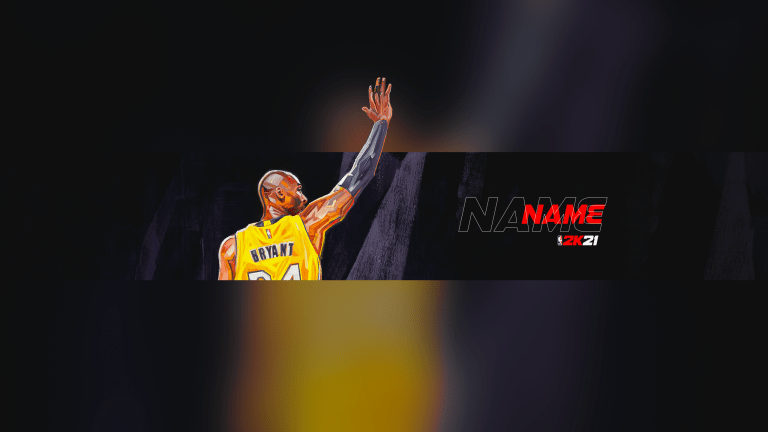 NBA 2K21 Banner