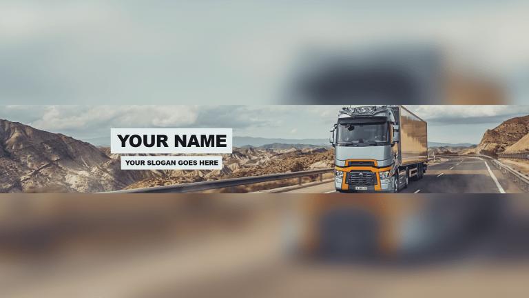 Trucks Banner