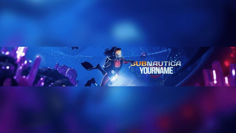 Subnautica Below Zero Banner