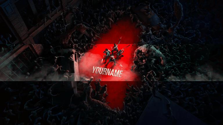 Back 4 Blood YouTube Banner