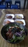 해녀식당의 회덮밥