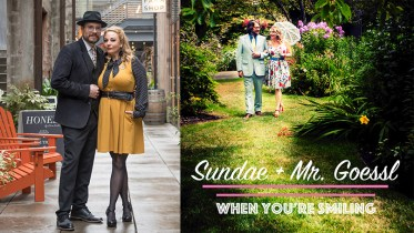 Sundae + Mr. Goessl: When You're Smiling Review