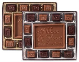 108686 Milk Chocolate Truffle Gift Box 8 oz.