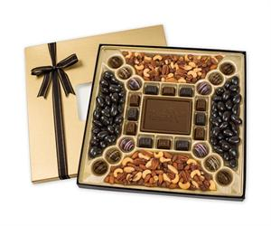 108711 Premium Confection Assortment With Truffles - Milk Chocolate - 36oz